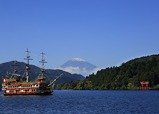 Hakone One Day Sightseeing Course